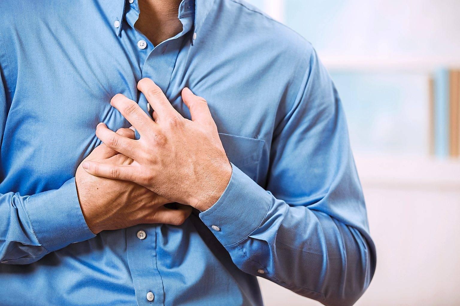 ما هي الذبحة الصدرية Angina؟ وماهي أنواعها وأعراضها وكيف يتم علاجها؟